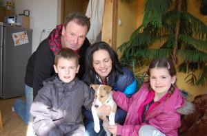 Alenky nová rodina
